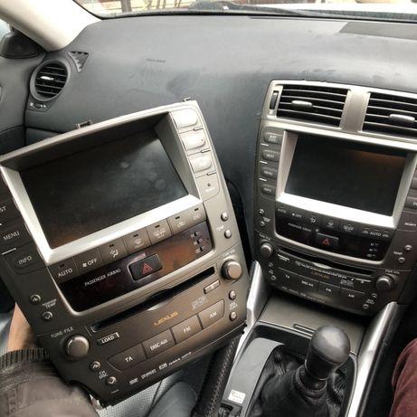 Lexus is 220 250 Навигация монитор магнитола Динамики