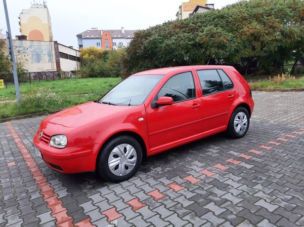 VW GOLF IV 2002r Silnik 1.9TDI Super Auto Opłaty Klima