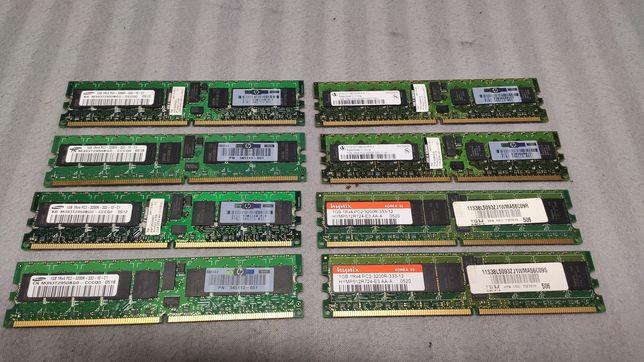 8GB DDR2 serwerowe - wysyłka gratis