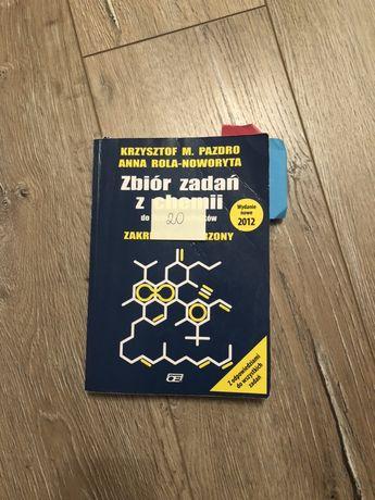 Zbiór zadań z chemii do liceów i techników zakres rozszerzony PAZDRO