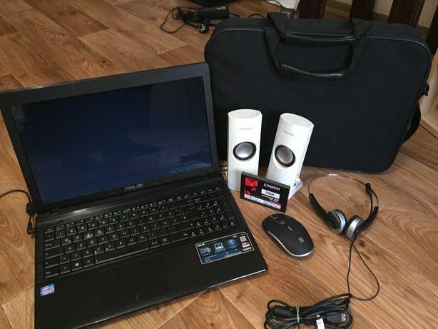 Ноутбук Asus X55C (X55C-SX005R) Black core i3 vidio 2Gb