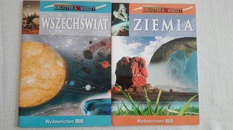 Nowe książki Wszechświat i Ziemia