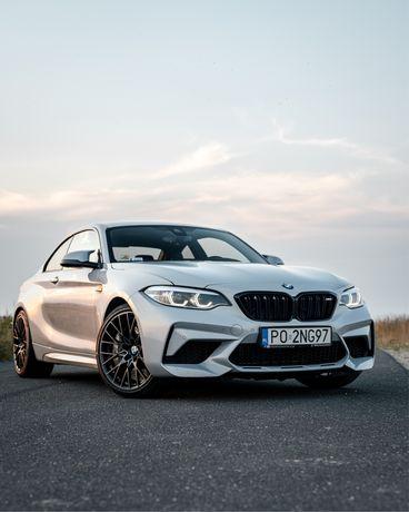 WYNAJEM BMW M2c 410KM/BEZ KAUCJI/Wypożyczalnia/Na doby/ę Poznań