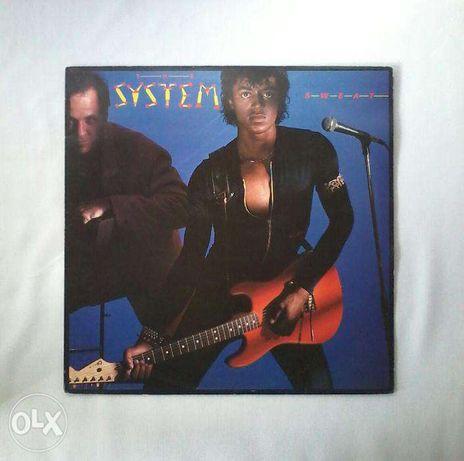 The System - Sweat Vinil LP