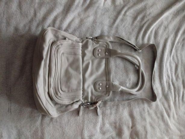 Szara torebka A4
