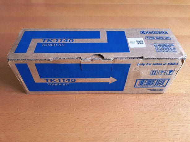 Toner Kyocera TK-1140 black czarny - FS-1035MFP Ecosys M2035 M2535