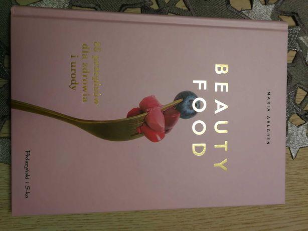 nowa książka Beauty Food Maria Ahlgren