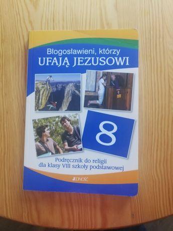 Podręcznik do religii klasa 8 Wyd. Jedność