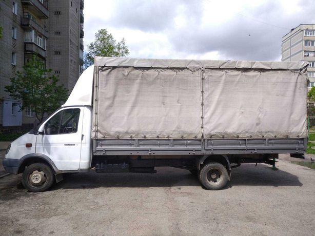 Газель грузовая  3302 (ДЛИНА 5м; ВСЕ ВИДЫ ПОГРУЗКИ)