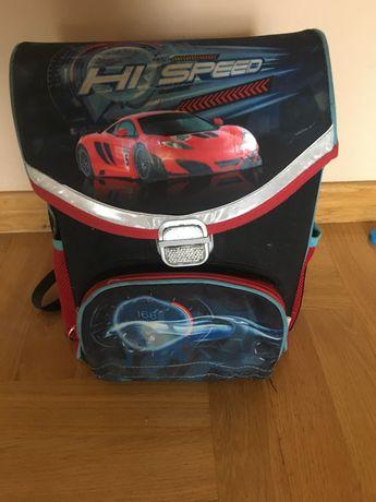 Kite    Кайт рюкзак ранец портфель для мальчика авто гонка