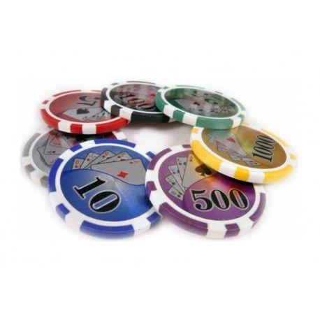 Żetony Poker texsas holdem