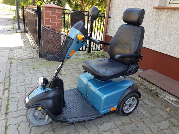 skuter inwalidzki elektryczny wózek MINICROSSER DO 180 KG