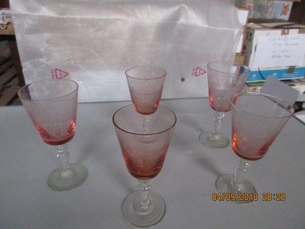 5 copos vinho
