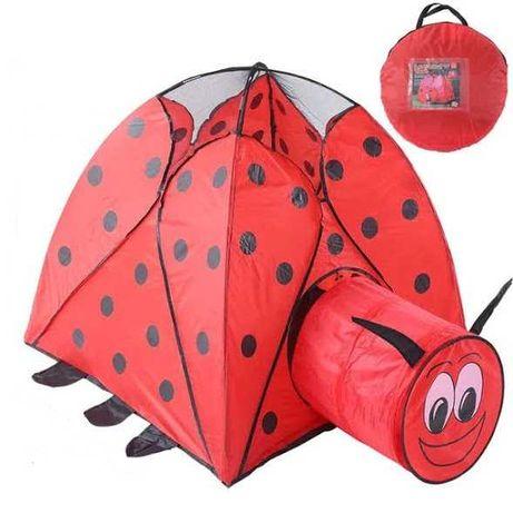 Палатка Божья коровка- игровой уголок для детей