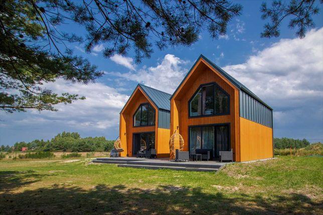 Domek / domki nad morzem Nella Foresta Ostrowo - Karwia wolne terminy