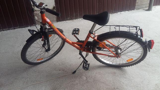 młodzieżowy rower Pegasus / 152