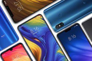 Смартфоны Xiaomi (продажа через магазин)
