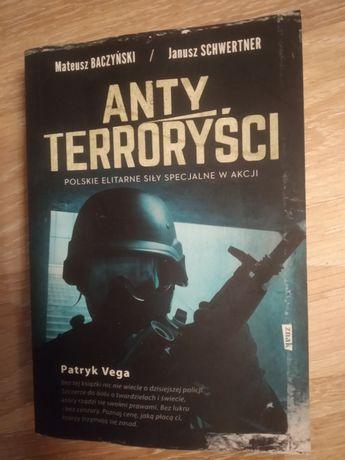 "Anty Terrorysci""Mateusz Baczyński Janusz Schwertner"