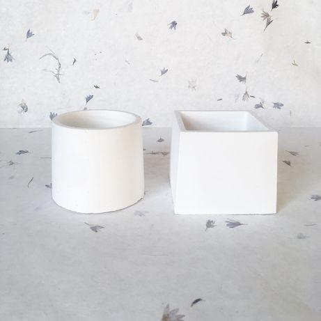 Vasinhos hand made para suculentas e cactos