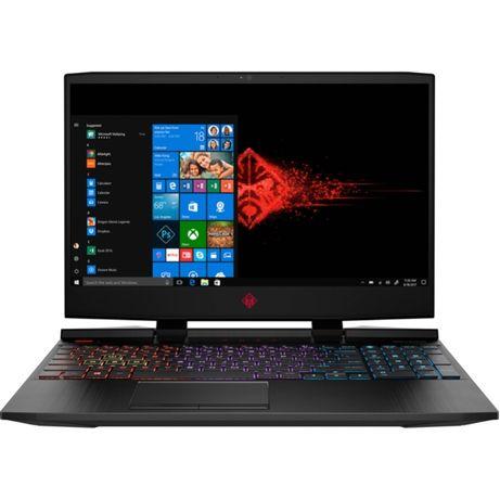 НОВЫЙ!!! Игровой ноутбук HP Omen 15 (i7/16GB/1TB/RTX 2070)
