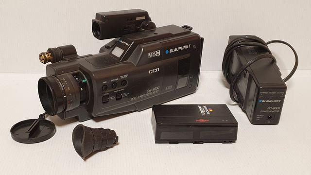 Kamera Blaupunkt CR-4600 VHS-C + akcesoria (uszkodzona)