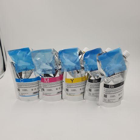 Комплект сублимационных чернил INKSYSTEM (5 цветов)