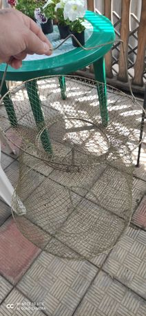 Сетка для рыбалки и раков