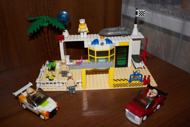 Конструктор Береговая охрана морской патруль аналог лего lego