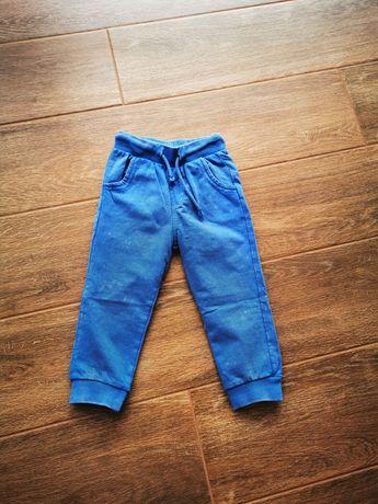 Spodnie chłopięce 86 12-18 m-cy nowe