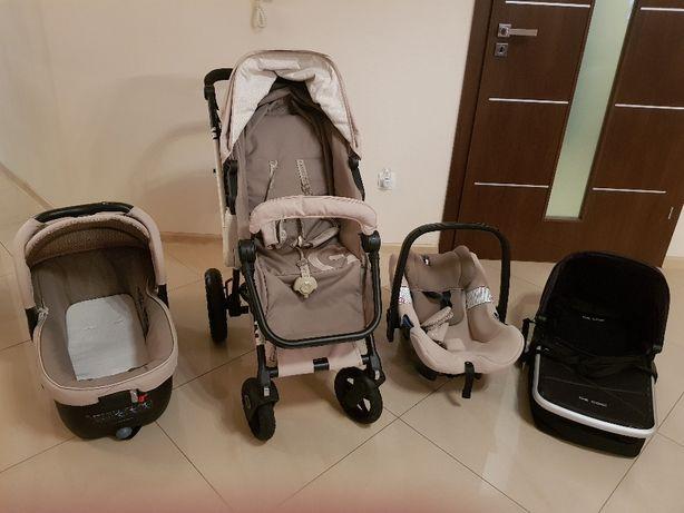 Wózek dziecięcy 3 w1