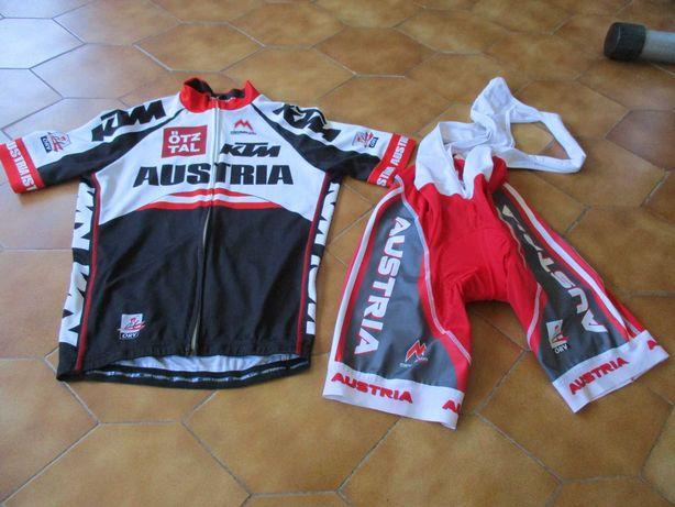 Equipamentos  para ciclismo Originais