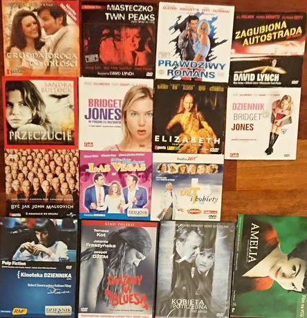 15 filmów na DVD