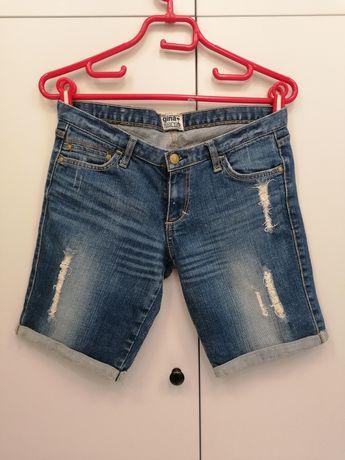 Spodenki jeansowe Gina Jeans