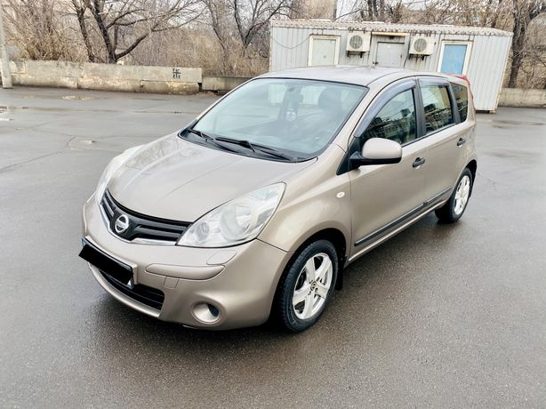 Авто Nissan Note 1.4 мех.бенз.2011г. обмен, [Рассрочка, взнос от 25%]