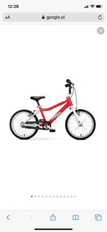 Nowy rower WOOM 3 czerwony