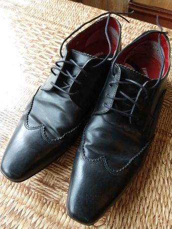 Продам мужские кожаные туфли Lambretta