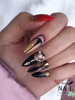 покритяя ногтей гель лаком