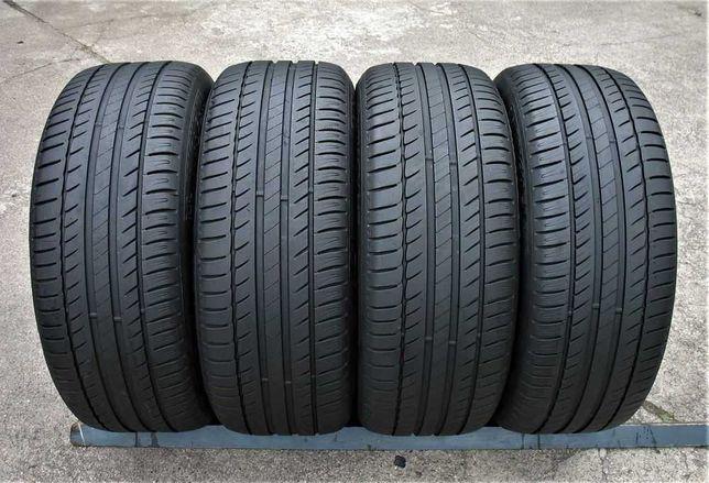 Opony 235/55r17 Michelin Primacy 6mm cena za 4szt