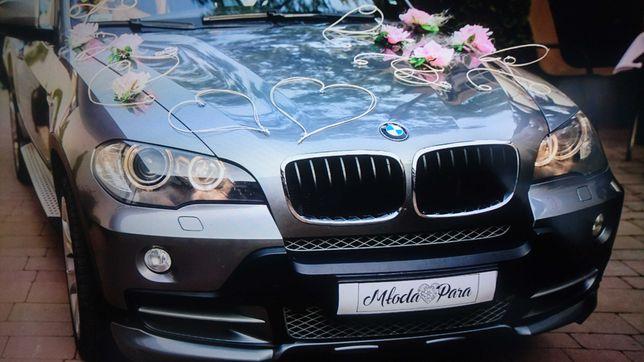Ozdoba na samochód ślub
