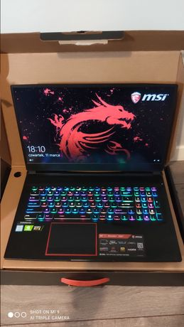 Laptop MSI GE75 Raider 9SF i7 9750H, RTX 2070