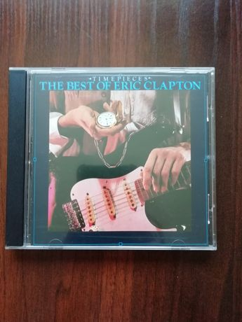 Płyta CD Eric Clapton.