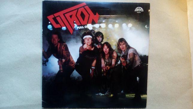 """Винил """" CITRON"""" Full of energy.1987г."""