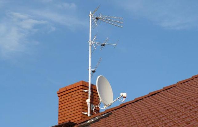 Fachowy montaż anten serwis ustawienie instalacja polsat nc+