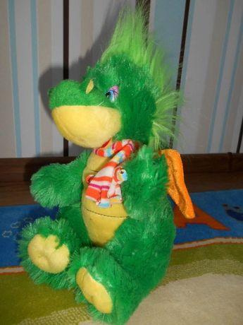 мягкая игрушка динозавр дракон