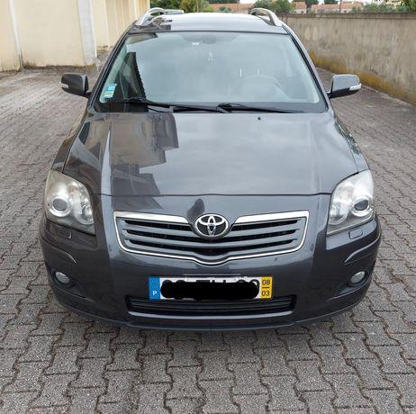 Toyota avensis 2.0 126 cv
