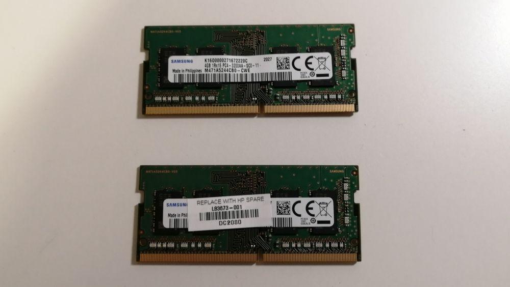 Pamięć RAM Samsung SODIMM DDR4 8GB (4GBx2) 3200Mhz Wejherowo - image 1