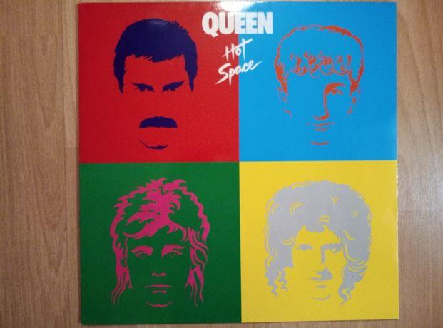 Queen hot space winyl.