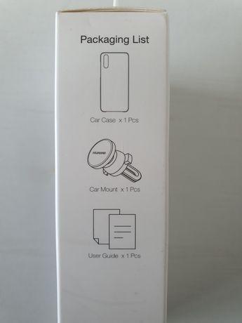 Etui magnetyczne z uchwytem Huawei p20 Pro