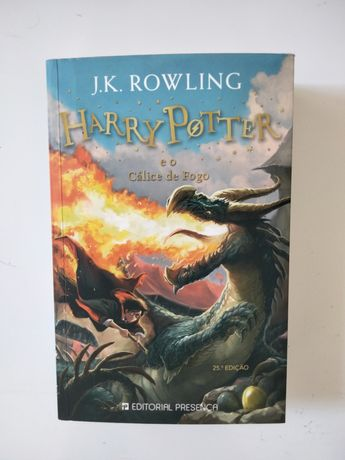 NOVO • Harry Potter e o Cálice de Fogo, de J. K. Rowling