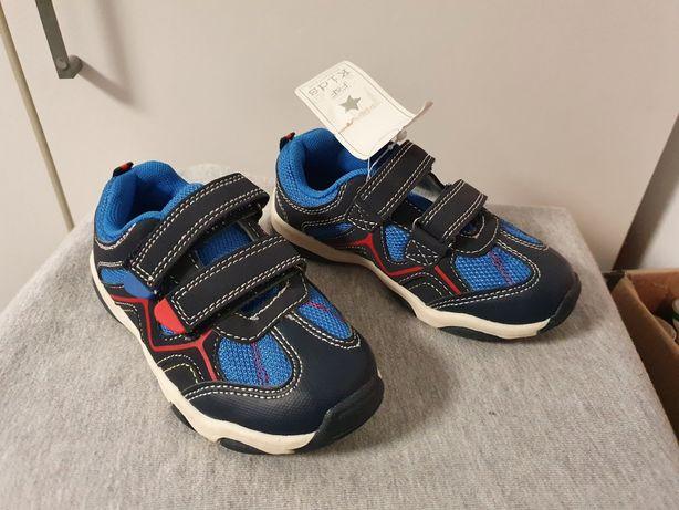 Nowe buty chlopiece rozm. 26